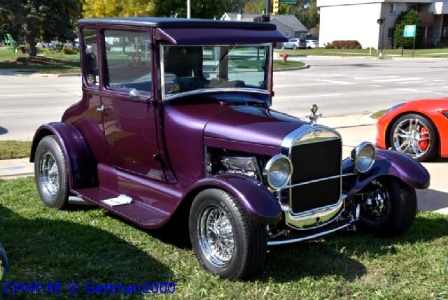 VFW Clawson Car Show, Clawson 10/10/20 14_cla10