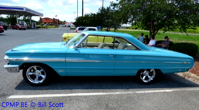 Monthly Cruise In, Kinston, 13 juin 2020 1_mont10