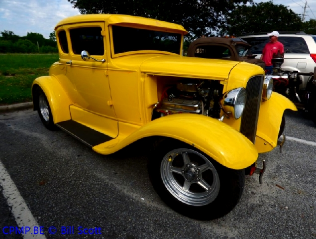 Monthly Cruise In, Kinston, 13 juin 2020 2_mont10