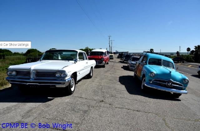 Rod Run from Taco Cabana, Galveston, 26 avril 2020 319