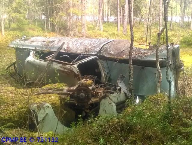 Junk Cars, Sweden 43_jus10