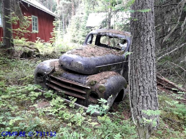 Junk Cars, Sweden 44_jus10
