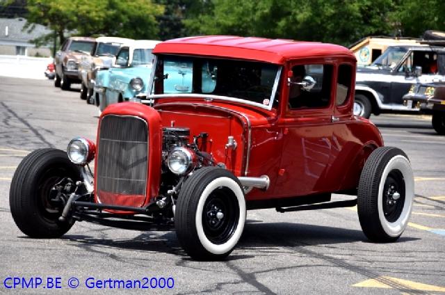 Pied Piper Car Show, Warren 18 juillet 2020 47_pie10
