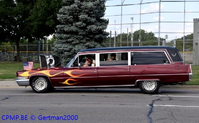 Woodward Dream Cruise, Detroit, 15 août 2020 51_wwd10