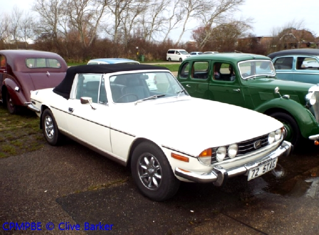 Stags (Triumph Special) A102_s10