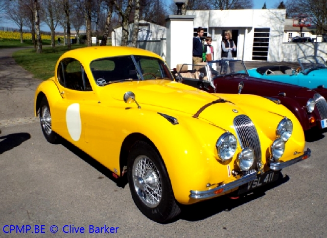Kay's Alive and Kicking (Jaguar Special) A10510