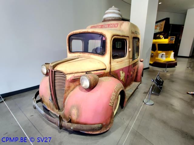 Petersen Automotive Museum, Los Angeles, 13 juillet 2019 A114