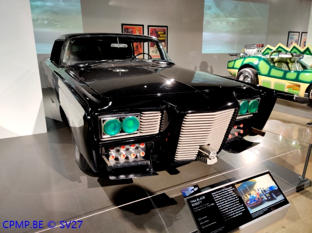 Petersen Automotive Museum, Los Angeles, 13 juillet 2019 A214