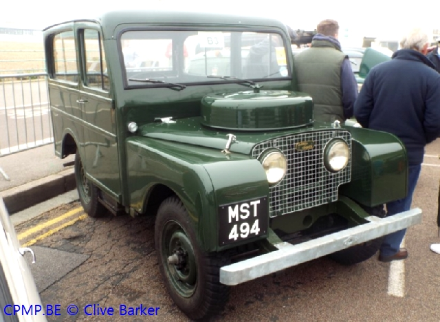 Land Rover and Glory (Special) A2_lan10
