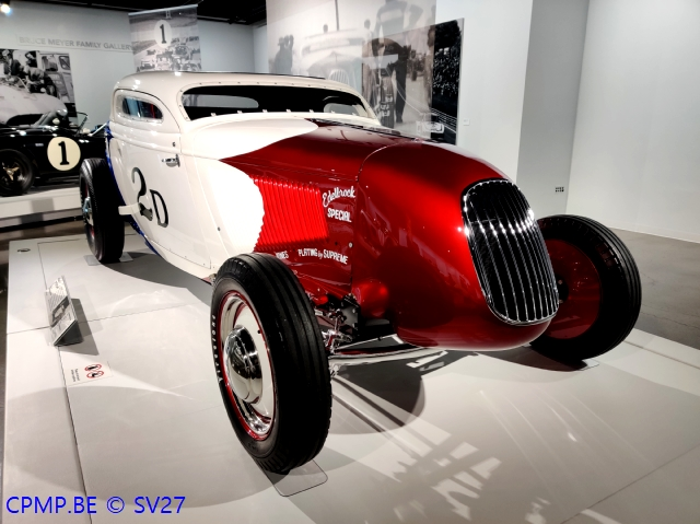 Petersen Automotive Museum, Los Angeles, 13 juillet 2019 A316