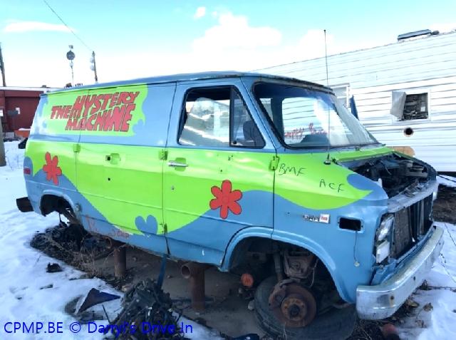 Buck's Junk Yard, Calfary, fevrier 2020 Buck110