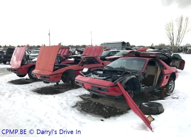 Buck's Junk Yard, Calfary, fevrier 2020 Buck310