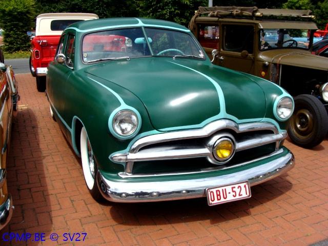 Green Vehicle Car Show, 15/10/2021 Green110