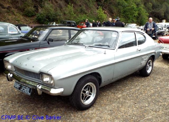 Twas on the Isle of Capri (Ford Capri Special) Ic110