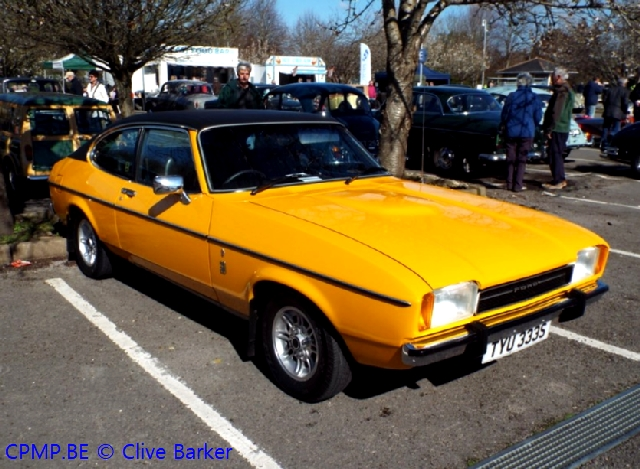 Twas on the Isle of Capri (Ford Capri Special) Is210