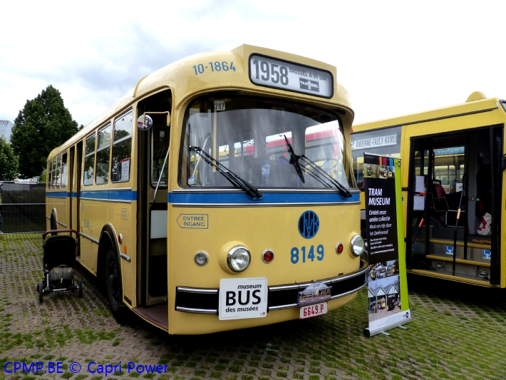 NostalBusRally, Oudenaarde, 20/08/2021 Nb1810