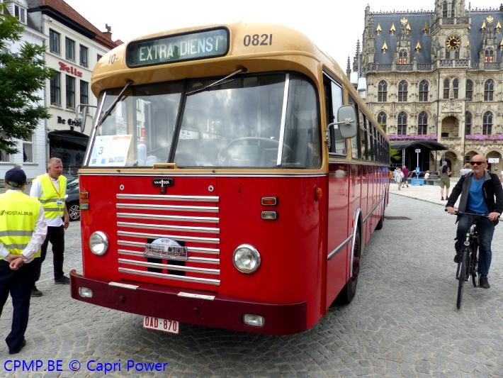 NostalBusRally, Oudenaarde, 20/08/2021 Nb2010