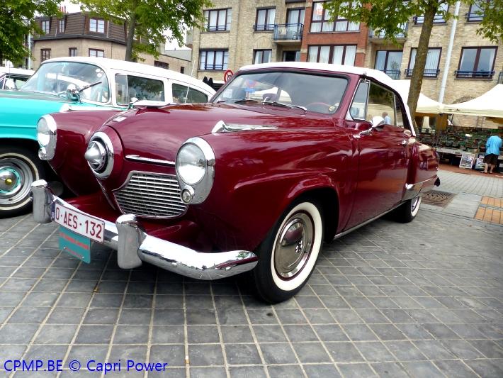 Car Show, Wenduine, 1/8/21 P1250910