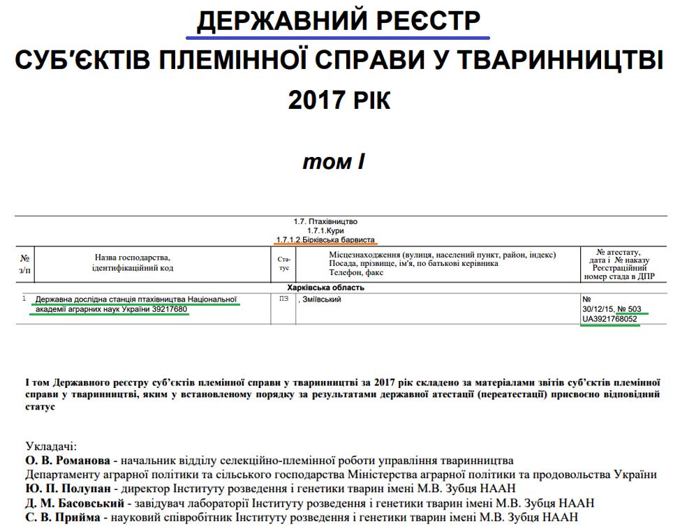 Борковская барвистая порода яичних кур - Страница 10 Image_13