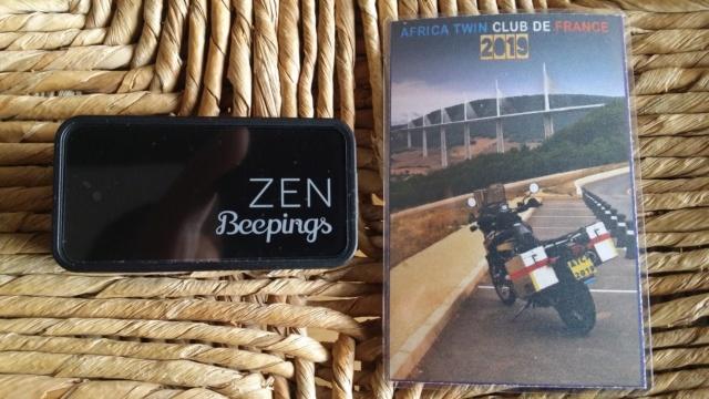 Beepings ZEN Balise GPS et détecteur de mouvement pour voitures/motos/scooters.. 2019-044
