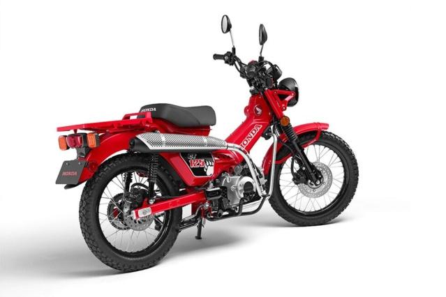 HONDA Super Cub Honda-11