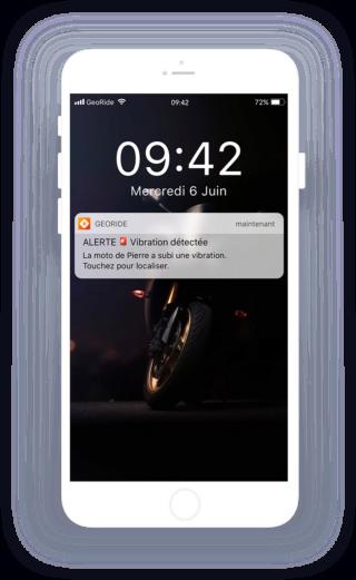 Beepings ZEN Balise GPS et détecteur de mouvement pour voitures/motos/scooters.. Visuel10