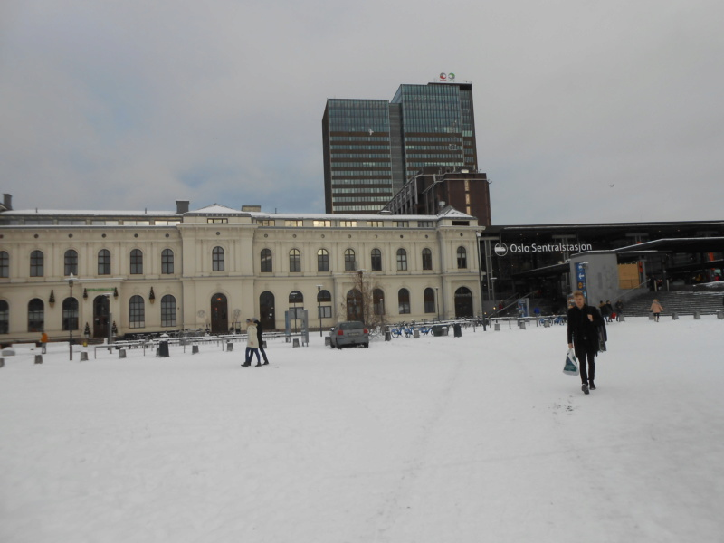 Norvège : Oslo Dscn4216