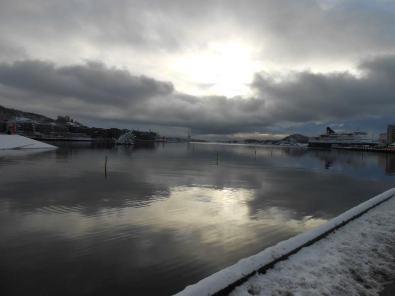 Norvège : Oslo Dscn4217