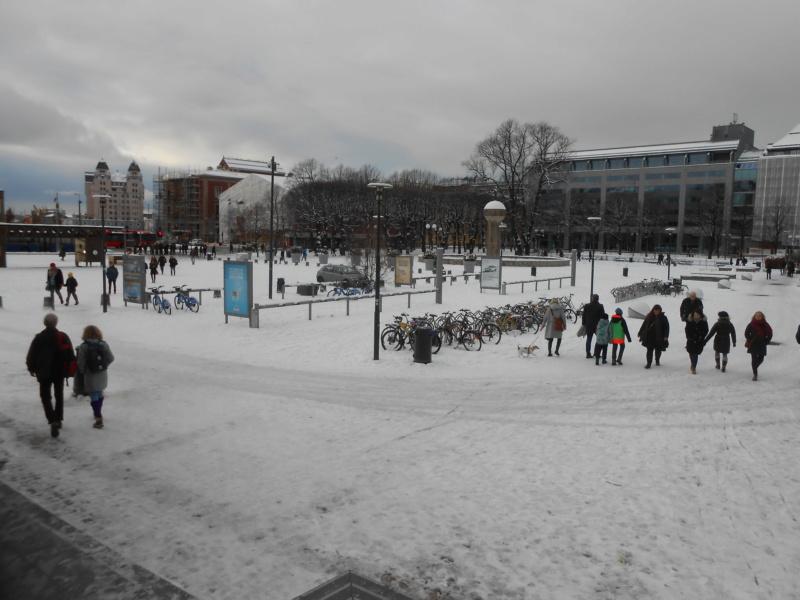 Norvège : Oslo Dscn4218