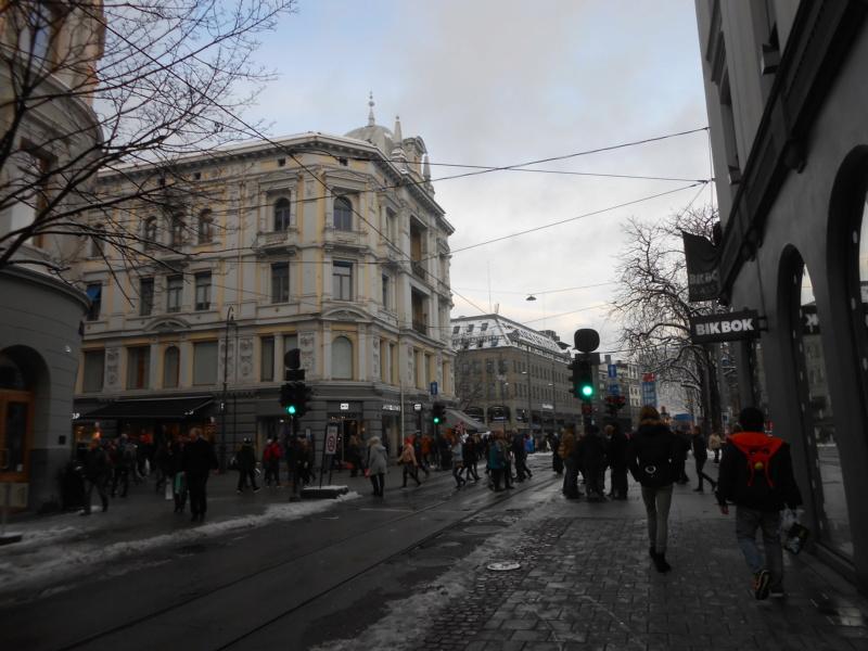 Norvège : Oslo Dscn4220