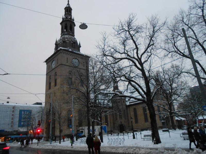 Norvège : Oslo Dscn4221