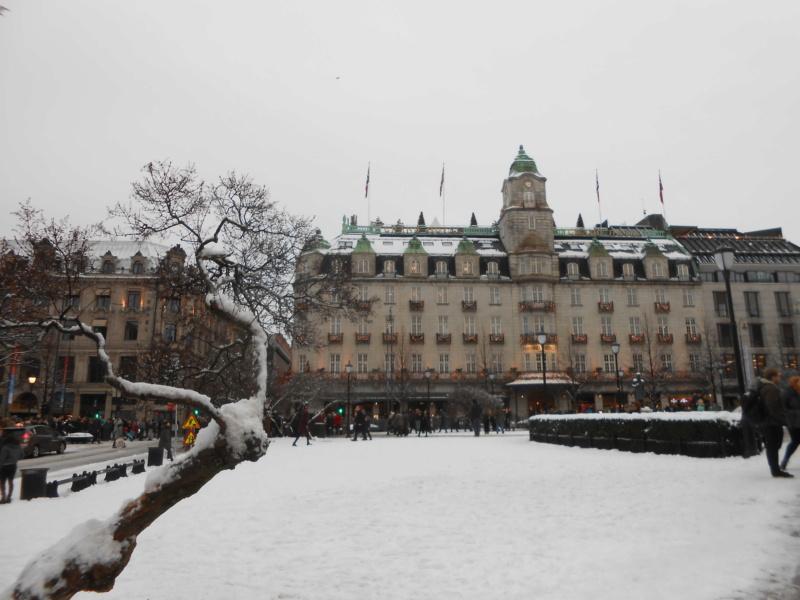Norvège : Oslo Dscn4222