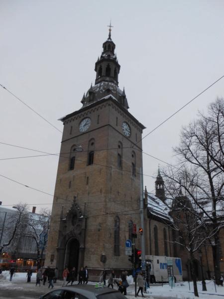 Norvège : Oslo Dscn4224