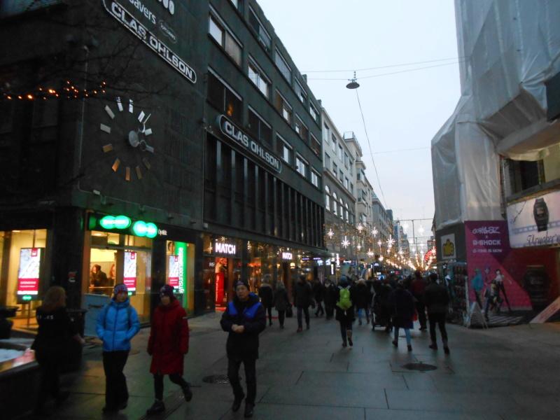 Norvège : Oslo Dscn4225