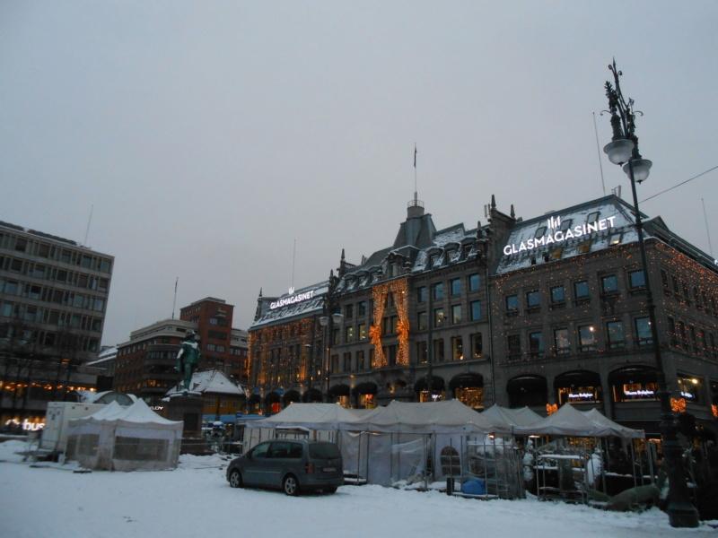 Norvège : Oslo Dscn4226