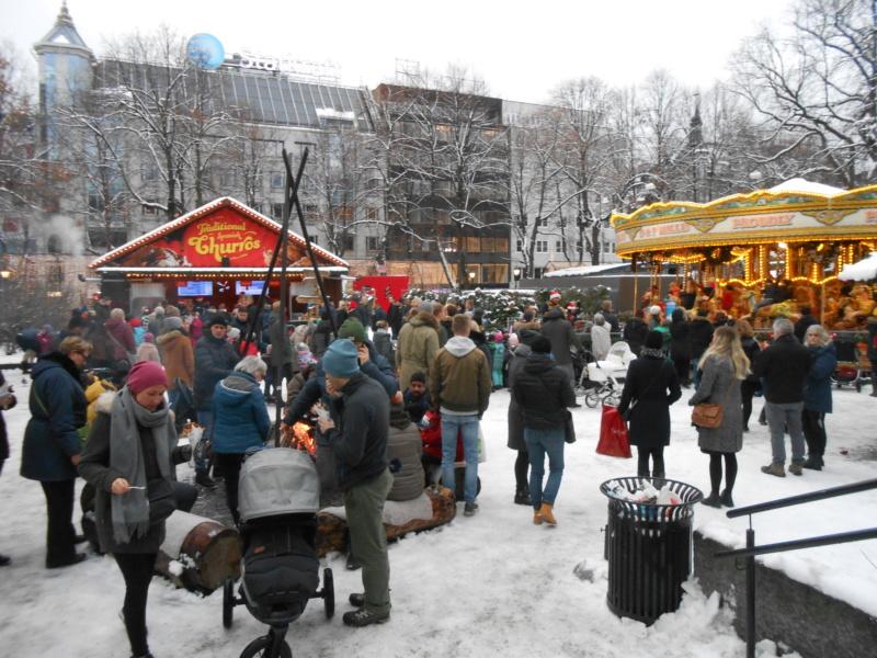 Norvège : Oslo Dscn4227
