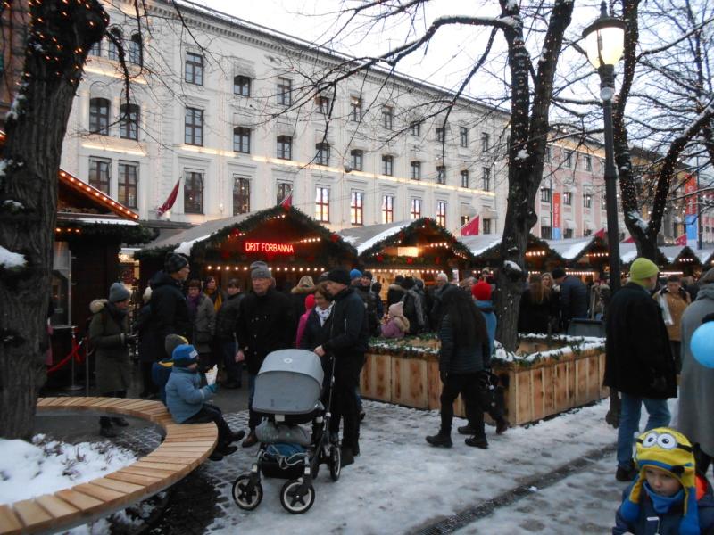 Norvège : Oslo Dscn4230