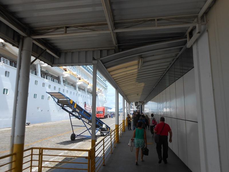 Transatlantique de Santos à Barcelone Dscn4810