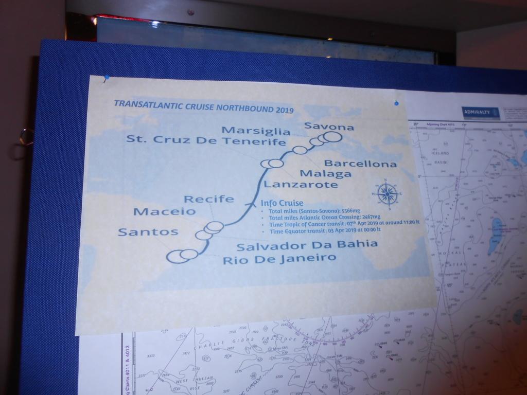 Transatlantique de Santos à Barcelone - Page 5 Dscn5235