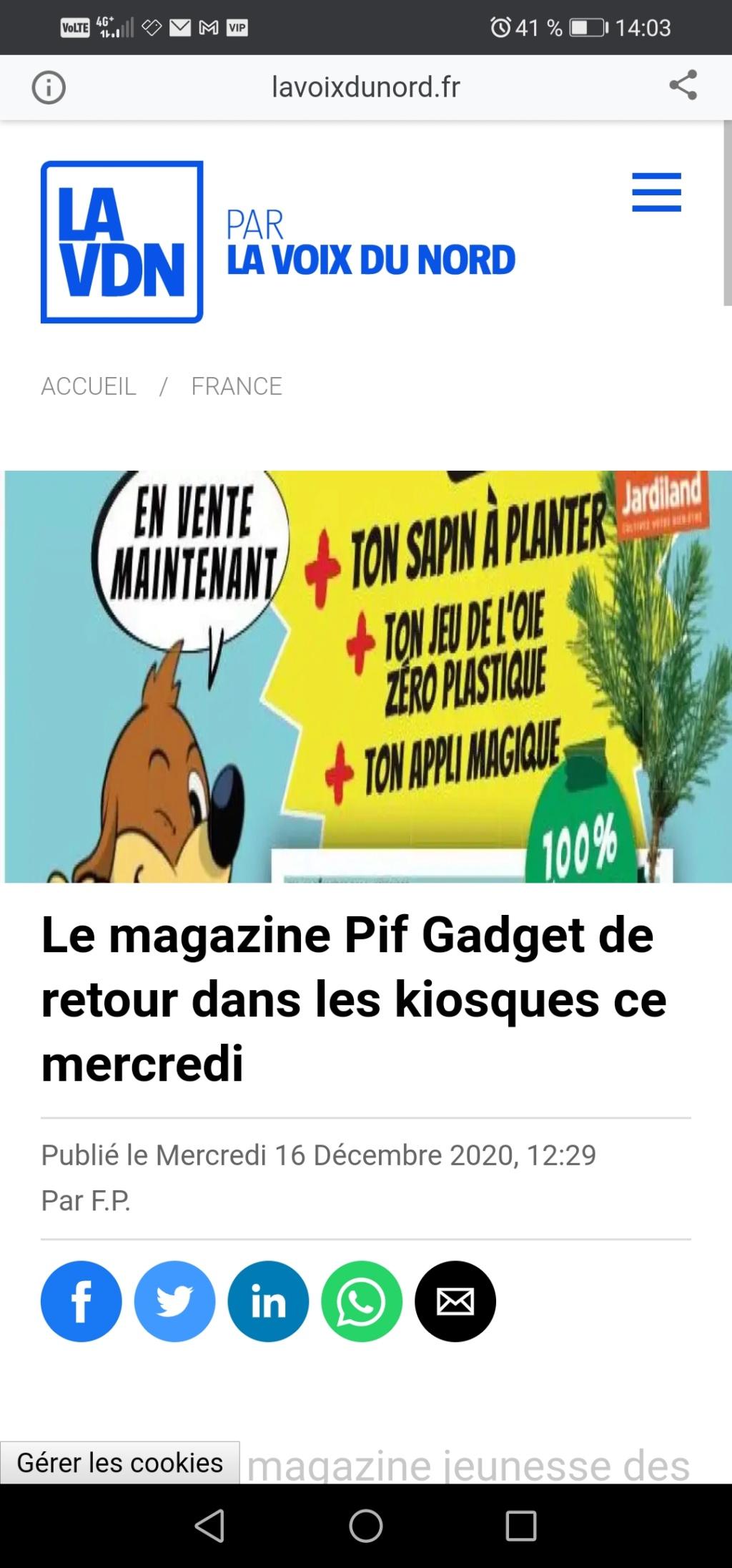 Pif de Belgique (Mons) Screen48