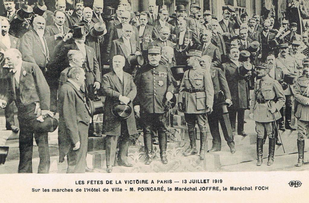 Poincaré Pétain Joffre et toute la clique Large10