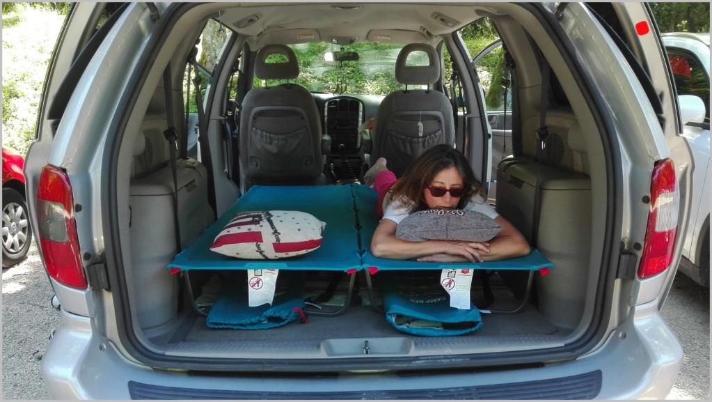 Envie d'évasion, Road trip Amzona15