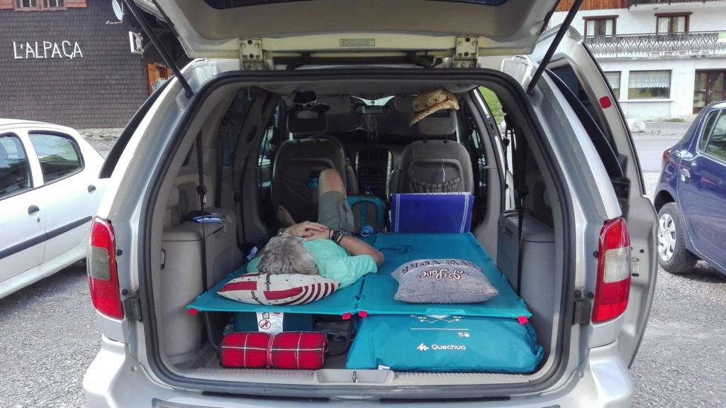 Envie d'évasion, Road trip Amzona17