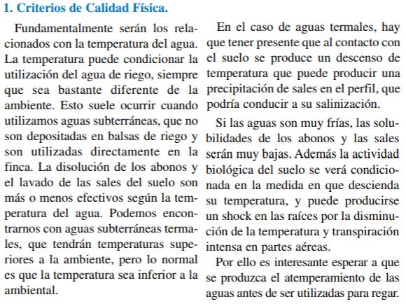 Agua caliente Calida10