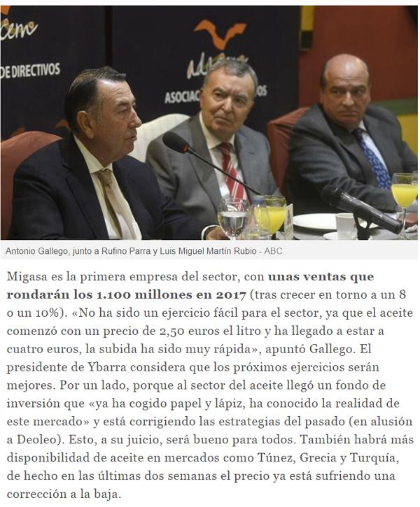 Túnez quiere seguir exportando sin araranceles Migasa10