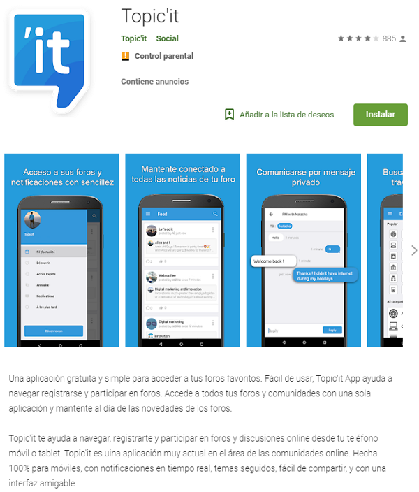 Topic'it app Topici10