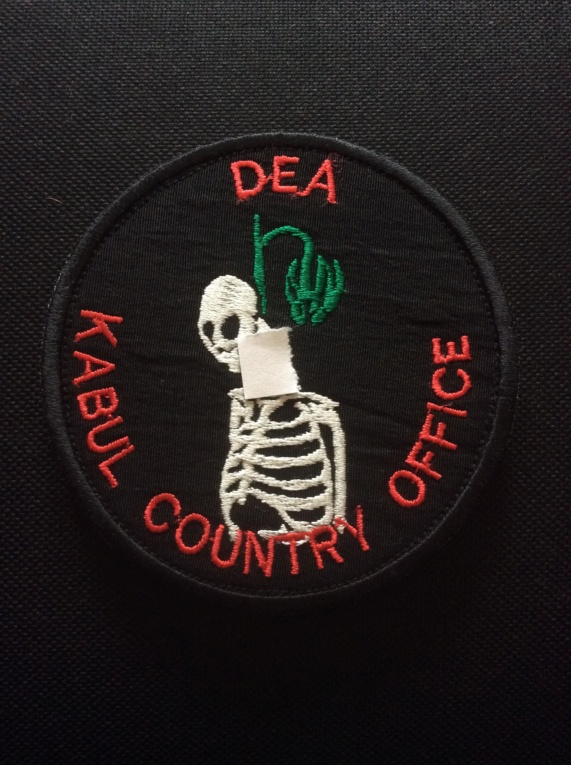 Afghanistan NIU, Counter Drug -Narco, DEA, US Military Narcoterrorism Patches - Page 3 Image14