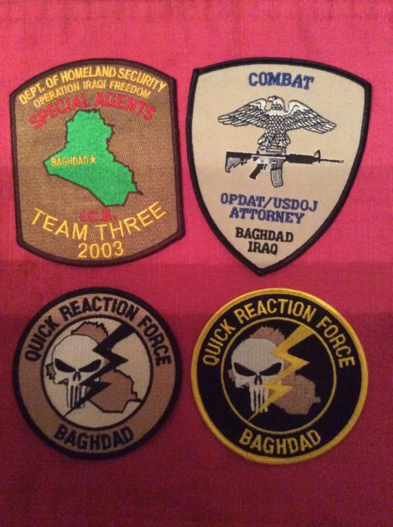 Afghanistan NIU, Counter Drug -Narco, DEA, US Military Narcoterrorism Patches - Page 3 Img_2815