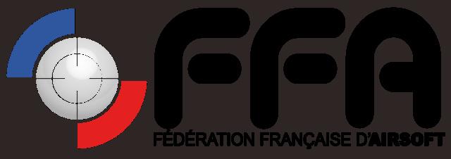 Fédération Française d'Airsoft (FFA) Logo_f10