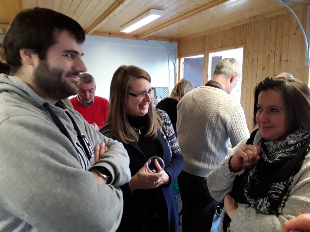 amitié FRANCO BELGE - Photos et vidéos 20190118